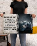 [LIMITED] Poster Camera anyone can take a picture a person with a passion