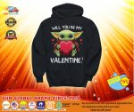 [LIMITED] Baby Yoda will you be my valentine shirt