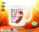 [LIMITED] Happy valentine's day to the best thing that ever happy to me and my wiener mug