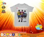 [LIMITED] Messi Pele Maradona 10 Champion shirt