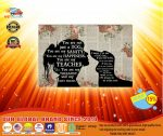 [LIMITED] Poster Dachshund and girl therapist you are not just a dog