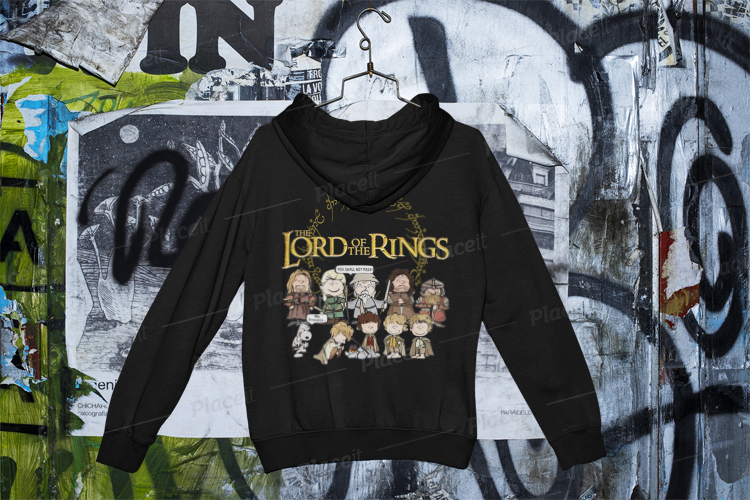 [AUTHENTIC] – The Lord Of The Rings You Shall Not Pass My Precious