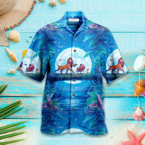 The Iion king hawaiian shirt Musical Is Roaring Back To Lifestyles In San Antonio's Majestic Theater This Fall
