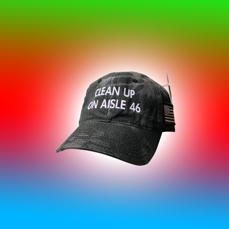 CleanUp On Aisle 46 Hat