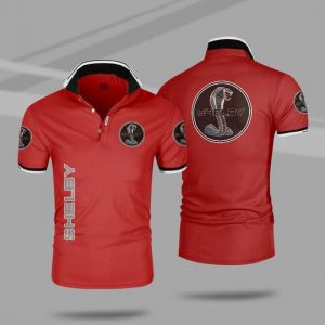 Ford shelby 3d polo shirt