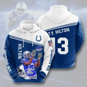 Hilton 13 Indianapolis colts hoodie