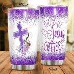 Fueled by Jesus Tumbler
