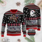NFL New England Patriots Ugly Christmas Sweater