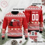 Wisconsin Badgers Ugly Sweater