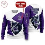 Nrl Melbourne Storm Personalized Shirts