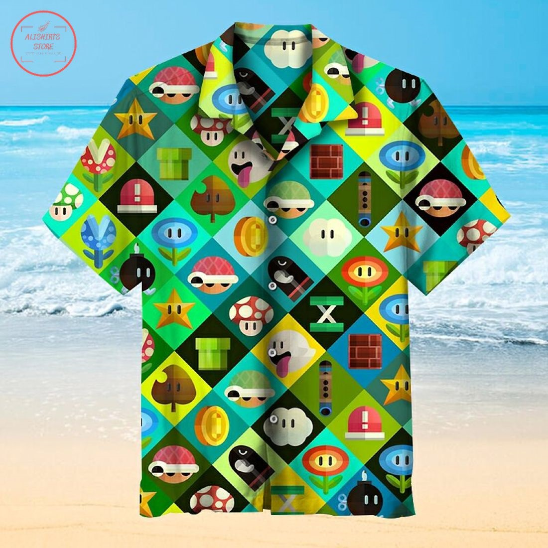 Thank you so much for to playing my game Hawaiian Shirt